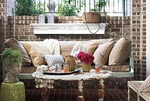 Tana's Outdoor Fav Spaces / by Your Savvy Atlantan