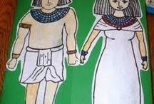 Trabajo egipto