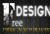 free design /  Then you Tell us What kind of Design you Want to