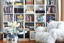 Deco: Bookshelves