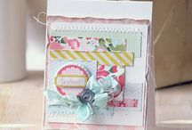 CARD Simple cute