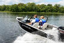 Устойчивая и безопасная рыболовная лодка Legend 15 AllSport