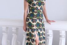 Pattern Library - Dresses