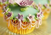 CUPCAKES  AND CUPCAKE LINERS AND BAKING TOOLS / YOU CAN'T BUY HAPPINESS BUT YOU CAN BUY CUPCAKES. AND THAT'S KIND OF THE SAME THING