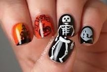 Halloween Nails / by Jean Keeler