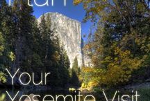 yosemite planning / by Ellen Lovelidge