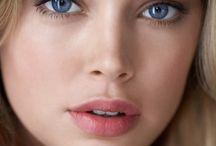 beautiful eye colours