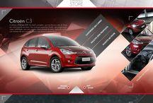 advertising cars
