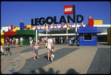 Legoland California Resort / Kids of any age can come to Carlsbad, CA and enjoy this LEGO-filled theme park!