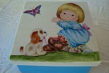 Caixa infantil - meus trabalhos - www.elo7.com.br/esterartes