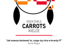 Geek Girls Carrots Kielce