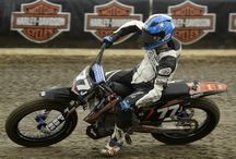 Grays Harbor Half-Mile / AMA Pro Flat Track headed Northwest for the first race in Washington State. Grays Harbor Raceway marked the first venue on the west coast of the 2014 schedule.
