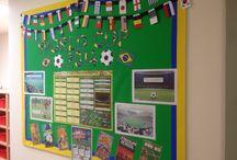 World Cup Displays