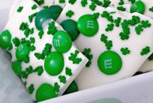 St. Patty's Day and Easter!