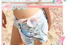 DIY clothes and jewelry / by Megan Mineroff