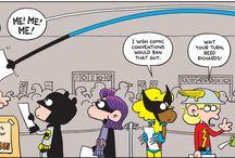 Cartoons & Cartoonists