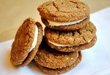 Pies,Cookies, and other sweets / Including gift ideas of food