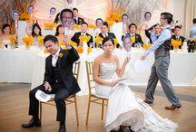 Magee Wedding | Decor & Games