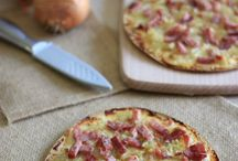 Quiche - Pizza