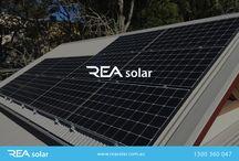 Residential Solar - Commercial Solar - LG Solar : REA Solar