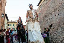 Pentesilea / Teatro dei Venti - Lari 28-07-2015