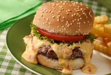 Burgers & Dogs / Hamburger & Hot Dog Recipes / by Kristi Bible