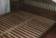 Hálószoba bútor ás ágy