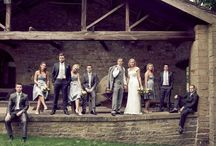 Group Wedding Formals