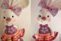 Amigurumi / Crochet toys