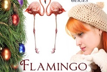 Flamingo Blues, Book one in The Corny Myers Series / Corny Myers has a unique psychic ability; she can communicate with animals. 