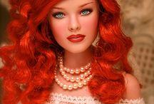 Barbie doll figure