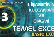 TEMEL EXCEL EĞİTİMİ