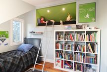 Kid's Reading Places / Where every kid would want to take his book to explore new worlds.