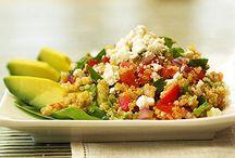 quinoa / by Melody Johnson