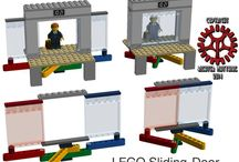 Lego techniques and ideas