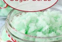 Sugar Scrubs & Bath Salts