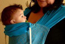 bbwearing / baby wearing / by Rocio