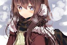 Winter♡Anime♡(Girl)