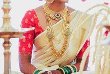 malayali hindu bride