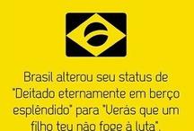 """#MudaBrasil / """"O gigante acordou"""""""