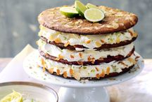 Recepten-taarten, koekjes en desserts