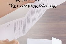 Letters of Recommendation / by NMU Career Services