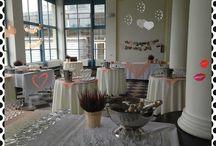 Külső helyszín, catering
