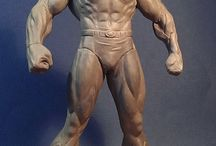 sculpture/figurine/model