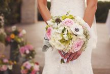 LOVE Pastel I Spring weddings / Spring wedding ideas - mauve, mint, peach, gold & pastel colour