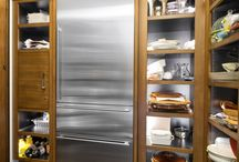 Pantry cabinetry / Creative Woodworks Inc
