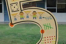 Numbers and Teaching them / by Kirsten Scriven