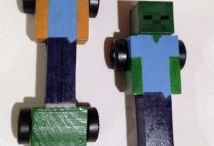 Pinewood derby / by Star
