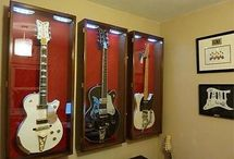 Guitar stand / cabinet