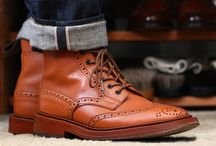 Trickers Shoes